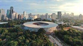 Stadion Utama GBK Masuk Nominasi Stadion Termegah di Asia Tenggara