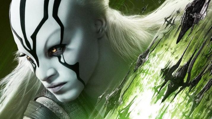 Inilah Tantangan Joe Taslim Jadi Alien di Star Trek Beyond
