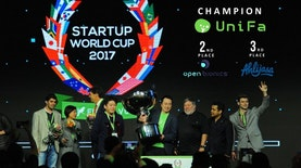 Wakil Indonesia Raih Juara 3 di Ajang Start Up World Cup 2017
