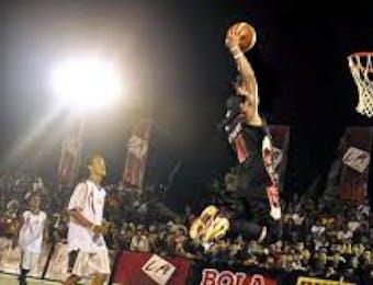 Streetball Indonesia berlaga di Jepang