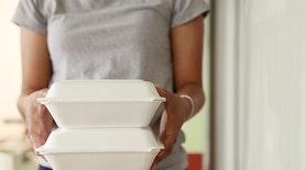 Mahasiswa IPB Olah Kertas Bekas Menjadi Styrofoam Ramah Lingkungan
