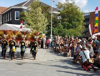 Menikmati Tarian Tradisional Indonesia di Denmark