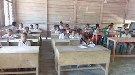 Hikayat Mengabdi dan Mendidik di Sumba Timur dari Rizka, Seorang Pengajar SM3T