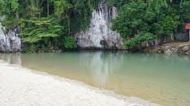 Sungai Terpendek di Dunia..ada di Indonesia