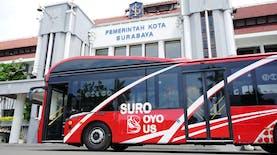 Diminati Warga, Pemkot Surabaya Tambah Jumlah Suroboyo Bus