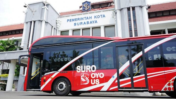 Makin Maju, Suroboyo Bus Buka Rute Baru
