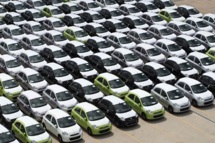 Surprise, surprise. Indonesia in top five car exporters