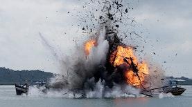 "Usai Lebaran, Indonesia Siap Tenggelamkan Lagi 30 Kapal ""Illegal Fishing"""