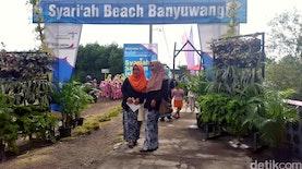 Pantai Pulau Santen jadi Wisata Syariah Pertama di Indonesia