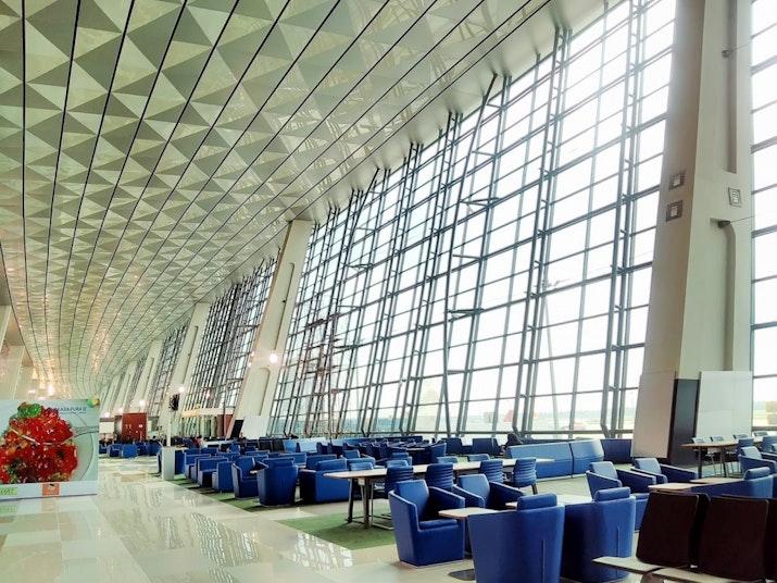 Terminal 3 Soetta, Bandara yang Indah di Kamera
