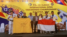 Mahasiswa UI Raih 5 Perunggu Sekaligus di Kejuaraan Taekwondo Internasional