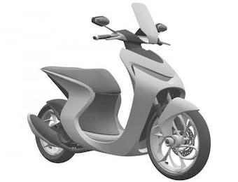 Honda Patenkan Desain Skutik. Untuk Beat, Vario, atau Jenis Baru?