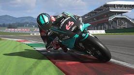 Muhammad Mulkana, Pebalap Resmi MotoGP Virtual dari Indonesia