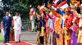 Kesan Presiden Sri Lanka atas Sambutan Hangat Indonesia