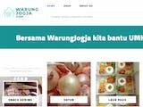 Warungjogja.com, Bantu UMKM Yogyakarta Hadapi Kenormalan Baru