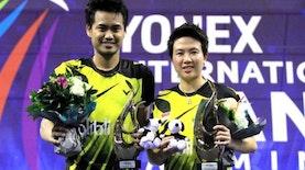 Tontowi/Liliyana Juarai Kejuaraan Bulutangkis Asia