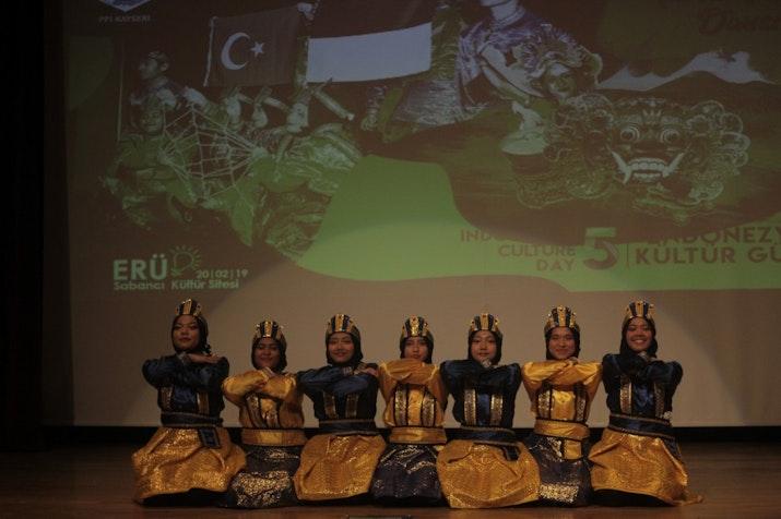 Ketika Budaya Indonesia Menjadi Pusat Perhatian Di Turki