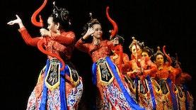 Sebanyak 2500 Penari Profesional Akan 'Jaipongan' di Bandung!