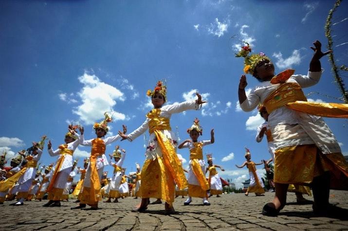 Akhirnya. Sembilan Tari Tradisional Bali ditetapkan Sebagai Warisan Budaya UNESCO