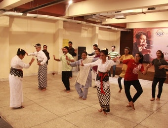 Tarian Klasik Bali Perekat Silahturahmi Budaya Indonesia-Pakistan