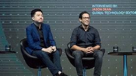 Dua Dedengkot Perusahaan Rintisan Indonesia di Forum Teknologi Dunia