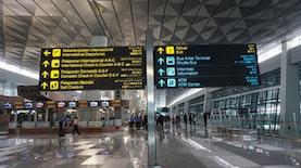 Beragam Infrastruktur Digital di Bandara Soetta