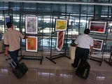 Mantapkan Konsep Gerbang Budaya, New Terminal 3 Soekarno-Hatta Gelar Pameran Fotografi