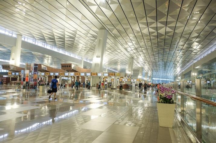 Beragam Fasilitas Eco Airport di Bandara Soekarno-Hatta