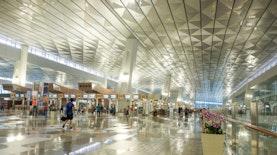 Ada Halal Park di Bandara Soetta. Apa Isinya?
