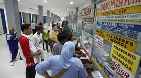 Inilah Terminal Termegah di Indonesia