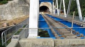 Banyumas, Jadi Lokasi Dibangunnya Terowongan Kereta Trek Ganda Terpanjang di Indonesia