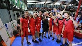 NBA Undang Delapan Pemain Basket Muda Indonesia untuk Bagi Inspirasi