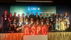 Emas dan Perunggu dari ASPC 2018 Thailand Untuk Indonesia Oleh Pelajar SMA Indonesia
