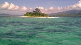 Pombo Island: One of The Most Beautiful Seashores