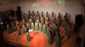 Anak-Anak Bangsa Berhasil Raih Piala Grandprix Claudio Menteverdi Choir di Italia