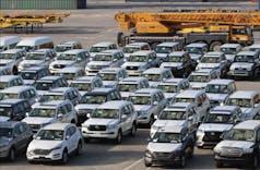 Penjualan Mobil Q1 2020: Toyota Raja Domestik, Ekspor Daihatsu Melaju
