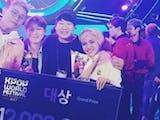 Keren! Dua Wakil Indonesia Dinobatkan Sebagai Pemenang Utama di Ajang Kpop Word Festival