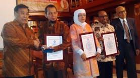 Tiga Ilmuwan Bangsa Raih Anugerah Habibie Award 2015