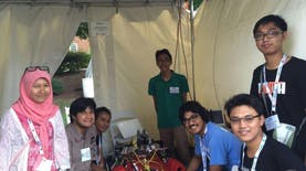 Berkat Kerjasama Apik, Makara-05 dan Makara-06 Bertengger di Peringkat 5 Dunia