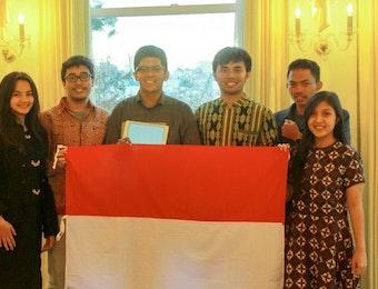Tim Aplikasi Realive UGM Raih Juara di Silicon Valley