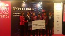 I Love Bandung Taklukkan ASEAN Stock Challenge