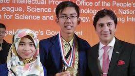 Mahasiswa UNY Raih Emas di Forum Penemuan dan Inovasi Dunia