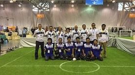 Tim Robotika PENS Harumkan Indonesia di Amerika Serikat