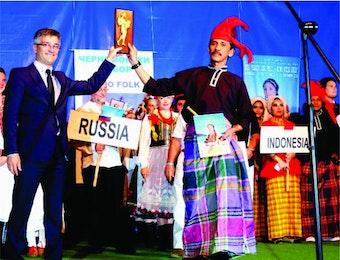 Tim Tari dari Sulawesi Meraih Penghargaan di Eropa