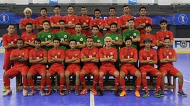 Siapa Sangka, Ternyata Tim Futsal Indonesia Ada Di Peringkat 50 Besar Dunia