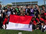 Anak Indonesia Berlaga di Piala Dunia!