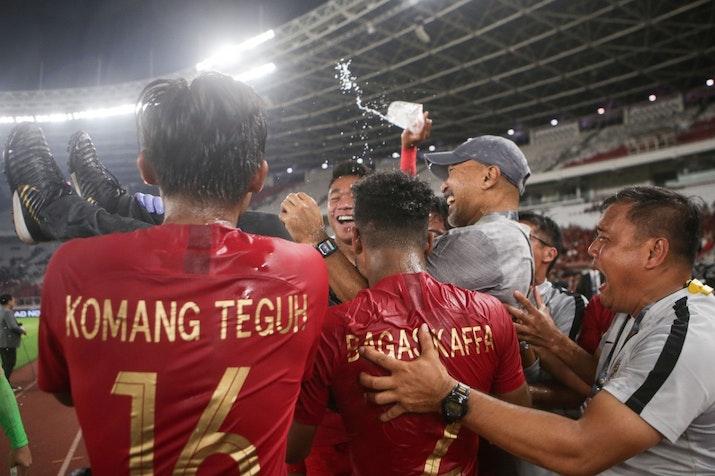Piala Dunia U-20 2021 Bukan Garis Finis