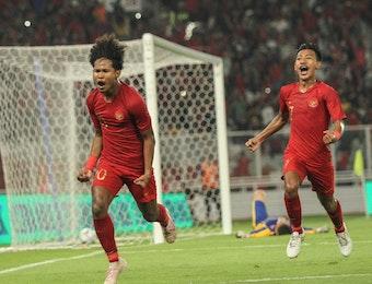 Garuda Jaya Genggam Tiket ke Piala Asia