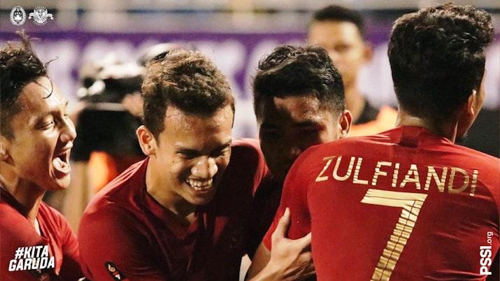 Indonesia Kesebelasan Tersubur di Fase Grup SEA Games 2019