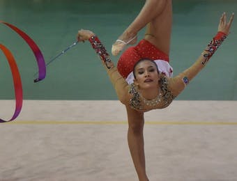 Atlet Indonesia Berjaya di Kompetisi Senam Asli Eropa!